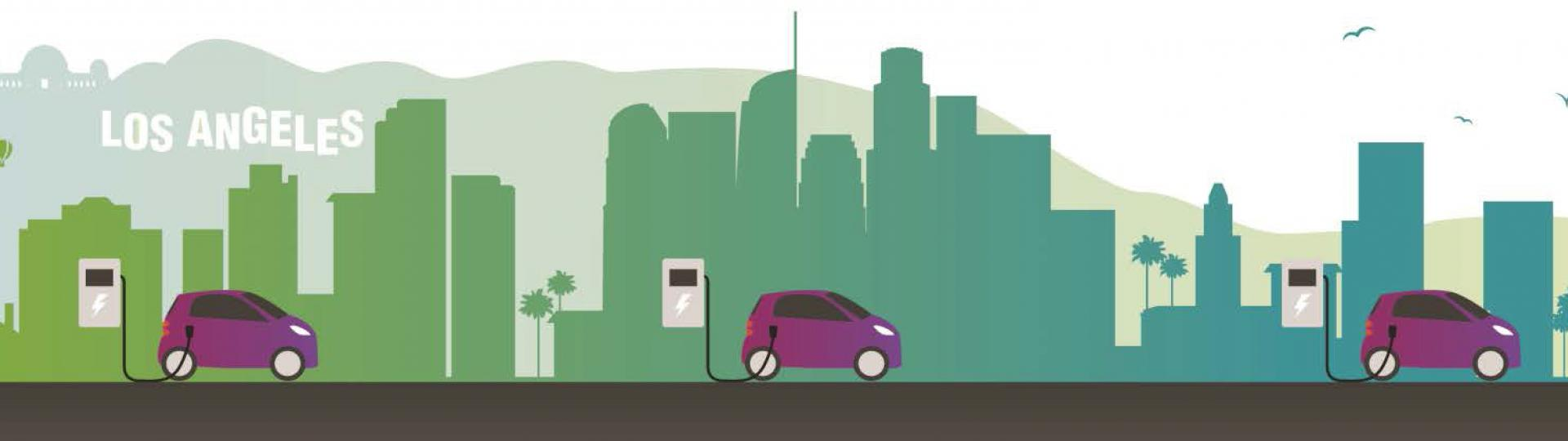 image of city hall east electric car charger