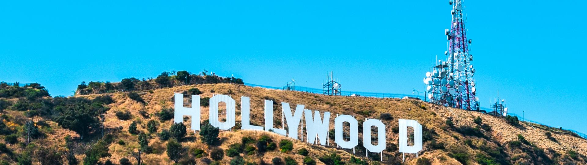 hollywood sign receivable lease