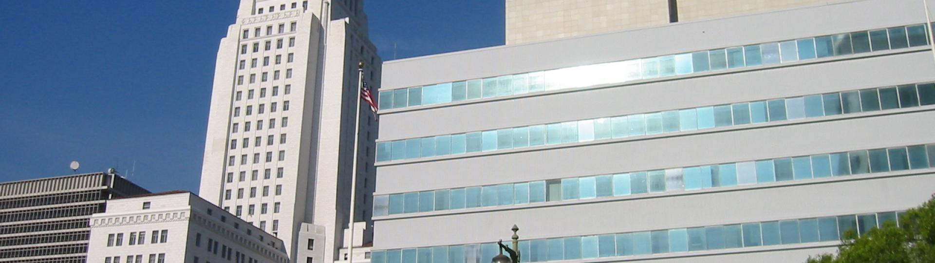image of city hall south building